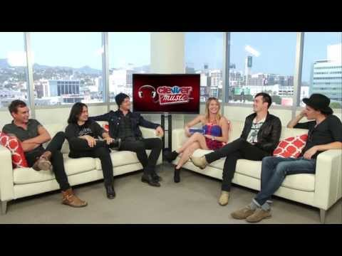 "PARACHUTE BAND INTERVIEW- NEW SONG ""CAN'T HELP ..."