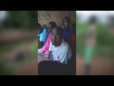 Liberan a los 79 alumnos secuestrados en el noroeste de Camerún