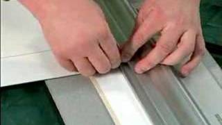 Using the Logan 750 Simplex Plus Mat Cutter