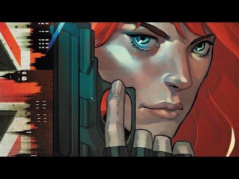 La Historia De Black Widow - Marvel