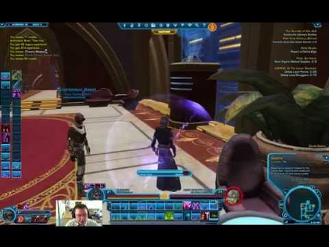Let's Play Star Wars: the Old Republic 1: Sith Inquisitor #53