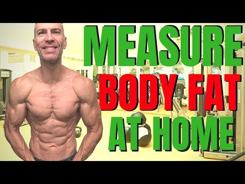 How To Measure Body Fat At Home (No Equipment)