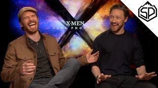 """Каст """"Люди Икс: Тёмный Феникс"""" угадывают, чьё имя пропущено в твитте"""