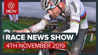 Mathieu Van der Poel Returns With A Bang! | GCN's Cycling Race News Show