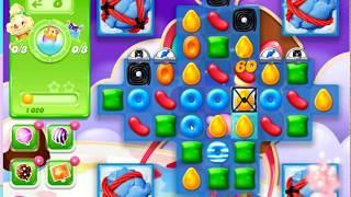 Candy Crush Jelly Saga Level 1343 *