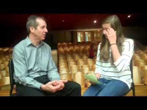 John Halligan interview