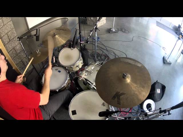 Stereo Sons Drum Tracking