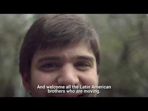 Copa América 2020 - Bienvenidos a nuestro país