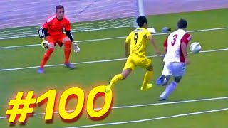 BEST OF - TOP 100 AMATEUR GOALKEEPER SAVES
