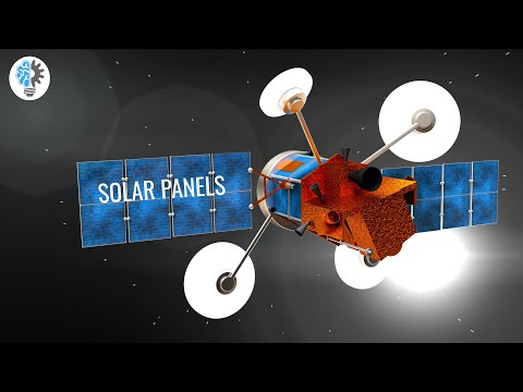 How do Satellites work? | ICT #9