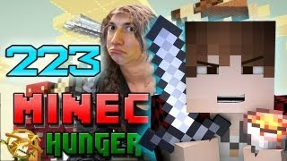 Minecraft: Hunger Games w/Mitch! Game 223 - MOST KILLS IN HUNGER GAMES :D