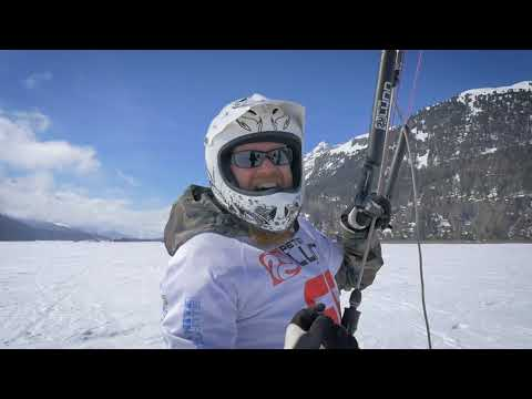 2019 SnowKite WorldCup Switzerland - Highlights
