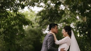 Dhae and Ryan: A Wedding at Chapel on the Hill