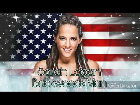WWE MYC Sarah Logan 4th Theme Song (Backwoods Man)