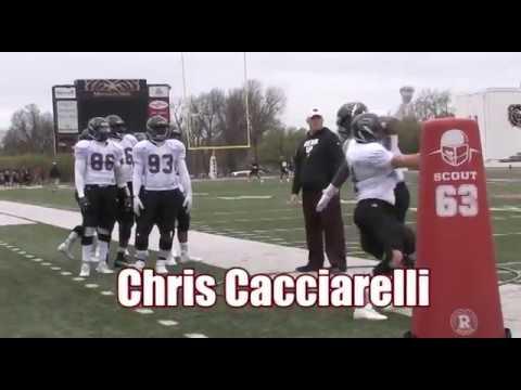 Football Senior Spotlight: Chris Cacciarelli