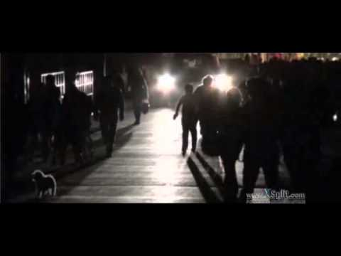 Raw: Big Aftershock Hits Chile