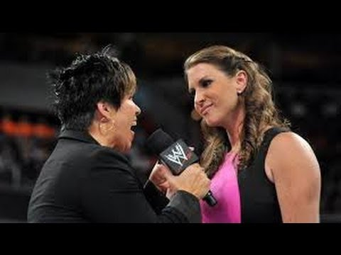 Vickie Guerrero Gets Revenge On Stephanie Mcmahon After Getting Fired 23/06/14