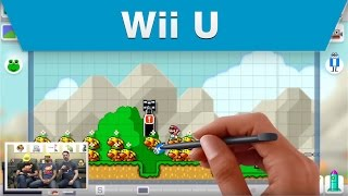 Download Nintendo Treehouse Super Mario Maker Workshop Mp3 and Videos
