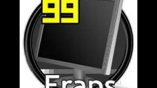 Como baixar e instalar o FRAPS CRACKEADO 3.5.9 2016