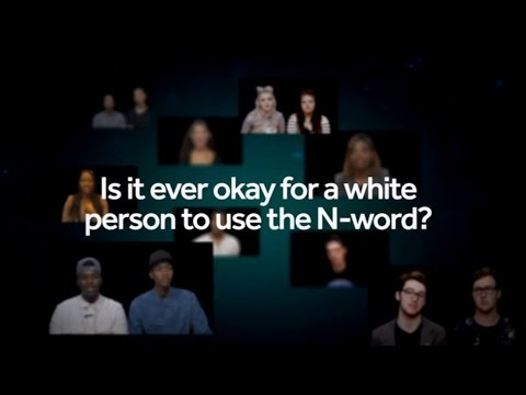 Is it ever ok to use the n-word if you're white? | BBC Newsbeat