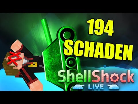 Über 190 Schaden! So viel wie noch nie! | Shellshock Live