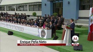 Peña pide a Segob plan de acción para evitar explosiones en Tultepec