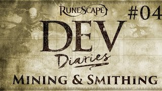 RuneScape Dev Diaries - Mining & Smithing #4: Mining 101