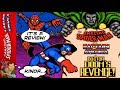 Spider-Man & Captain America in Dr. Dooms Revenge! A 1989 Marvel Gaming Team-Up - Review (Kinda)