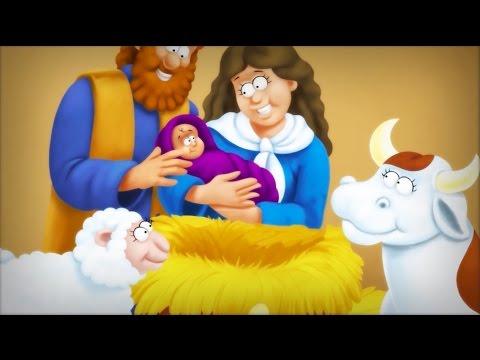 The Beginners Bible Baby Jesus Is Born Youtube