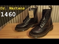 Dr. Martens Original 1460 | Black Smooth Unisex Booties | Unboxing and overview
