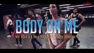 RITA ORA - Body on Me ft. Chris Brown I Choreography by  @andrasorosz