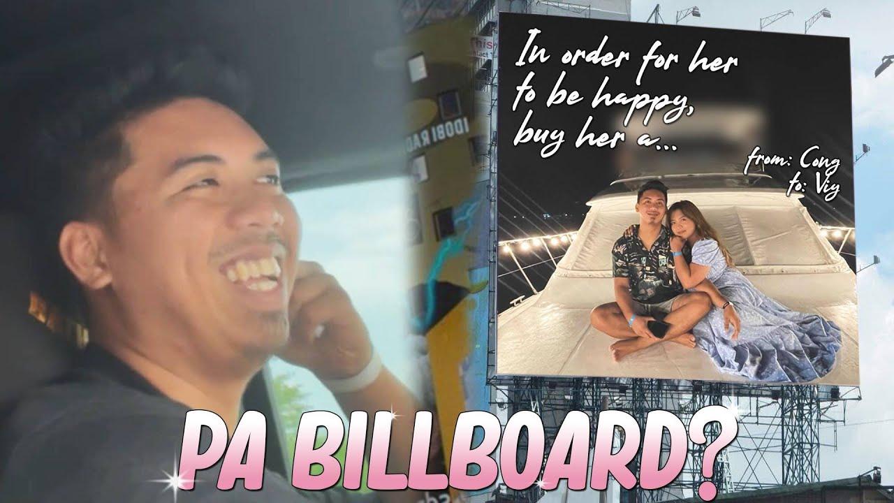 OUTING YERN (wag mo nalang ako ipa billboard cong)