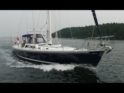 2004 Hylas 54