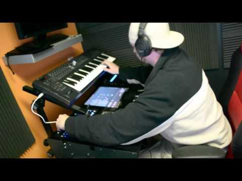 Live Trance on Open Labs Neko XXL
