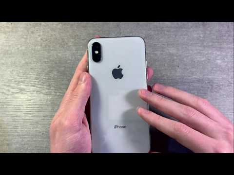 Обзор Apple IPhone X в 2019