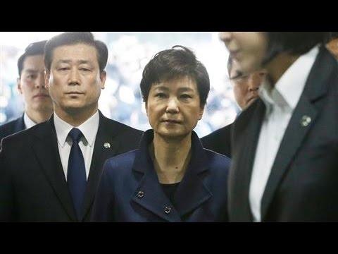 South Korea's Ex-President Park Guen-hye Jailed After Court Verdict