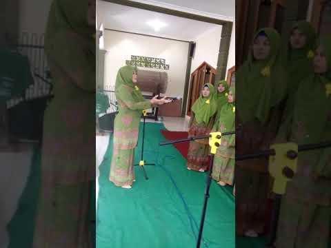 HYMNE MUSLIMAT - Muslimat Ranting Candimulyo Kebumen Tanggal 23 September 2018