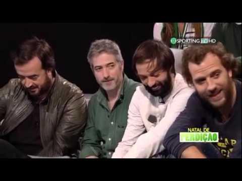 """Musica de natal Sporting Tv """"Natal de perdição"""""""