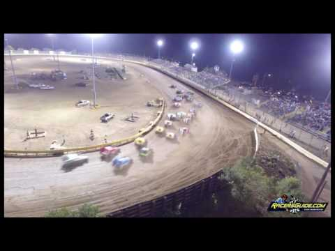 New Egypt Speedway All Star Cup 358 Modifieds - 9/17/16