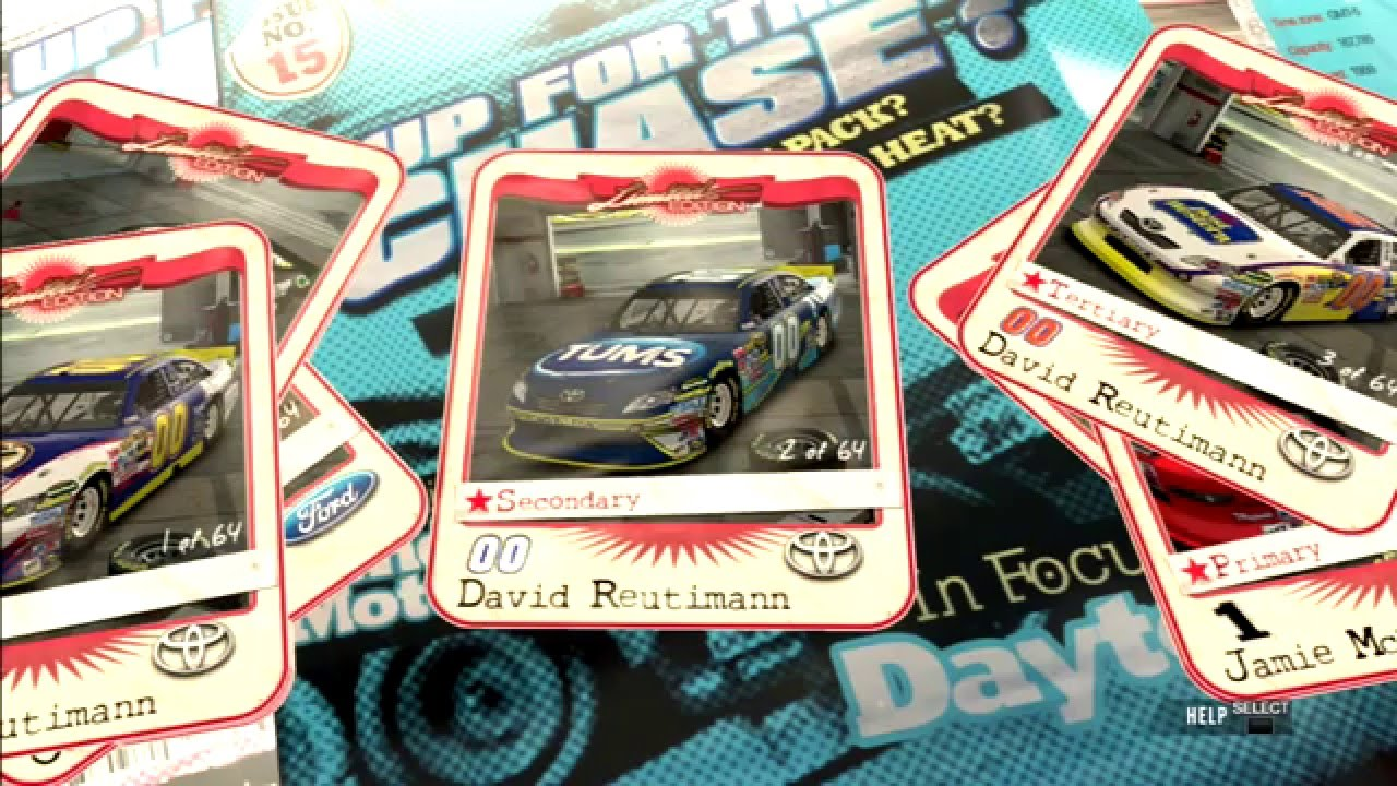 nascar the game 2011 drivers and paint schemes youtube