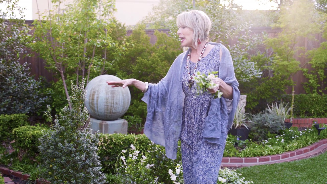 Green And White Garden Magic With Jubilation Gardenia