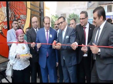 الوطن المصرية:افتتاح حلم يساوي حياة لوحدة طب أورام الأطفال بجامعة المنصورة
