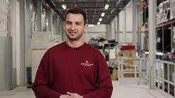 Tomislav, Junior Logistik Koordinator