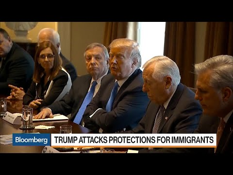 Trump Attacks Protections for Undocumented Immigrants