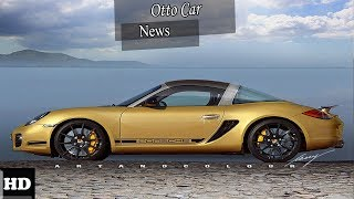 HOT NEWS !!! Porsche Boxster 986  spec & price