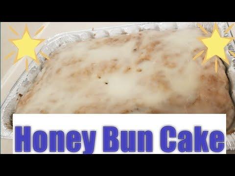 How to make a Honey Bun cake! Mp3