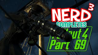 Nerd Completes... Fallout 4 - 69 - These Are The Voyages...