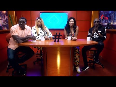 Ali Baba, Kemi Adetiba and N6 on Hot Topics panel Episode13