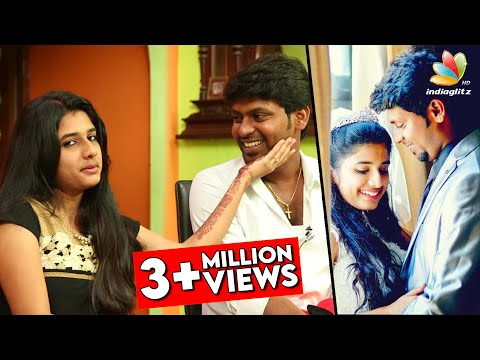 Rio Raj and his wife Shruthi Reveal their Love Story | Sarav