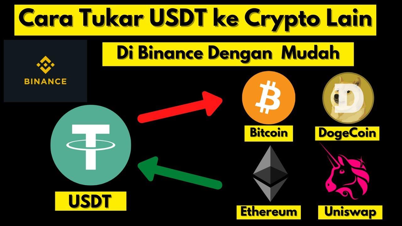 cara trading bitcoin di binance